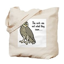 The Owls Tote Bag