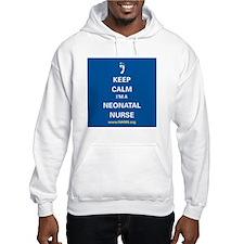 Keep Calm, I'm a Neonatal Nurse Hoodie