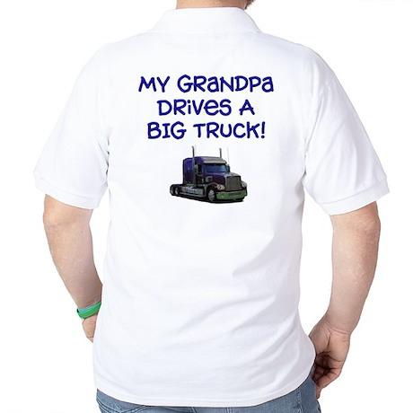 My Grandpa drives... Golf Shirt