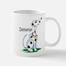 Dalmatian Cartoon Mug