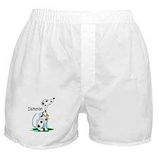 Dalmatian Cartoon Boxer Shorts