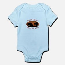 bison Infant Bodysuit