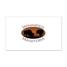 Winnipeg Decal Wall Sticker