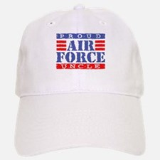 Proud Air Force Uncle Baseball Baseball Cap