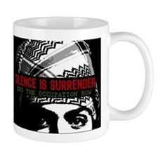 Silence is Surrender Mug
