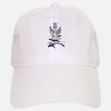 Scottish American Thistle Baseball Baseball Cap