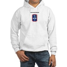 SSI - 172nd Infantry Brigade with Text Hoodie