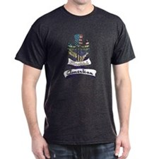 Scottish American Thistle T-Shirt