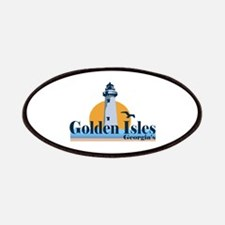 Golden Isles GA - Lighthouse Design. Patches