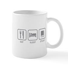 Eat Sleep Study Mug