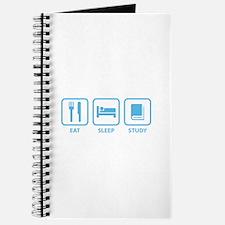 Eat Sleep Study Journal