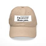 I'm awesomer than you - Cap