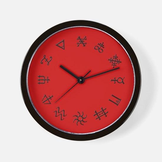 Clockwork Angels Wall Clock
