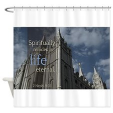 LDS Quotes- Spiritually Minded is Life Eternal Sho