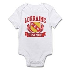 Lorraine France Infant Bodysuit