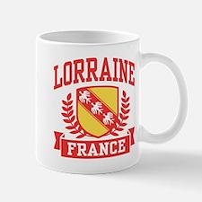 Lorraine France Mug