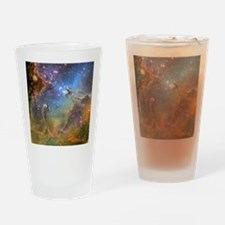 Eagle Nebula (High Res) Drinking Glass