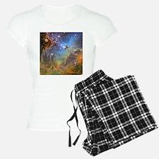 Eagle Nebula (High Res) Pajamas
