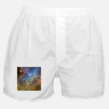 Eagle Nebula (High Res) Boxer Shorts