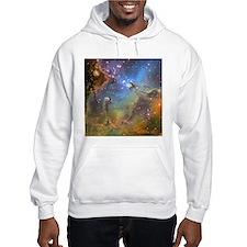 Eagle Nebula (High Res) Hoodie
