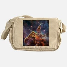 Carina Nebula (High Res) Messenger Bag