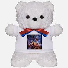 Carina Nebula (High Res) Teddy Bear
