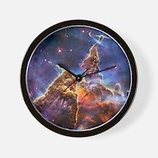 Carina Nebula (High Res) Wall Clock