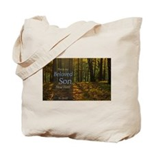 LDS Quotes- This is my Beloved Son; Hear Him! Tote