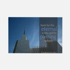 LDS Quotes- Seek for the eternal truths... Rectang