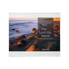 If ye love me, keep my commandments Quote Stadium