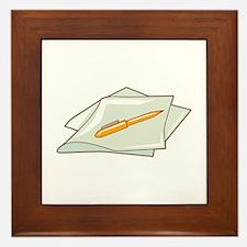 Office Framed Tile