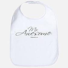Mr. Awesome -  Bib