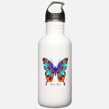 Xtreme Butterfly Water Bottle