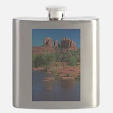 Cathedral Rock Sedona - Vertical.jpg Flask