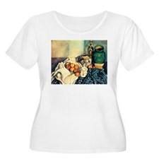 Paul Cezanne Still Life With Apples T-Shirt