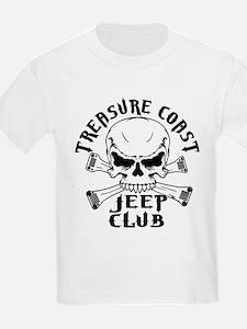 Jeep Club Skulls T-Shirt