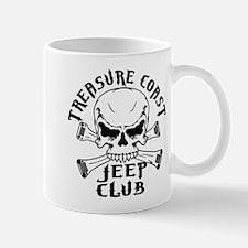 Jeep Club Skulls Mug