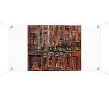 Philadelphia Irish pub on Walnut and 20 th Banner