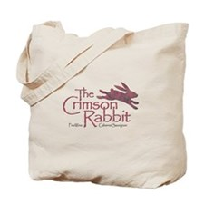 Crimson Rabbit Cabernet Sauvignon Tote Bag