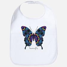 Festival Butterfly Bib