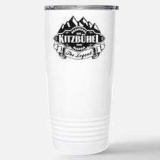 Kitzbühel Mountain Emblem Travel Mug