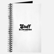Stuff is awesome - Journal