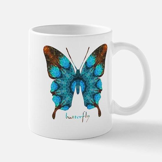 Redemption Butterfly Mug