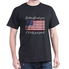 If this offends you... T-Shirt