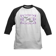 CF Hope Faith Cure Curls Tee