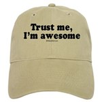Trust me, I'm awesome - Cap