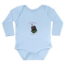Celebrate Veteran's Day Long Sleeve Infant Bodysui
