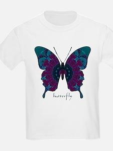 Luminescence Butterfly T-Shirt