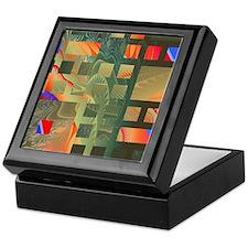 Pendulum Board Tile Coaster