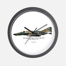 334th TFS Phantom Wall Clock